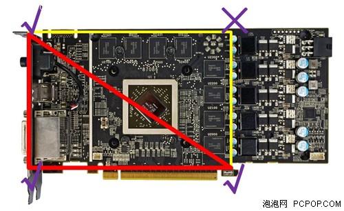 显卡PCB不会弯折 网友解决方案逐个看