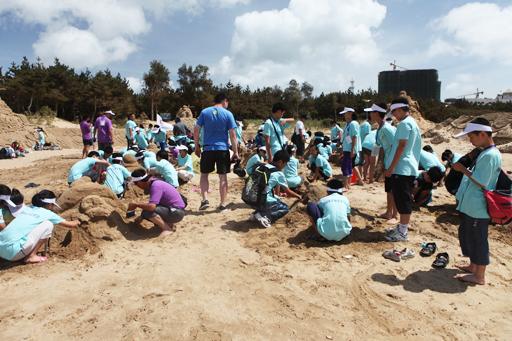 2011全国海洋知识夏令营成功举办
