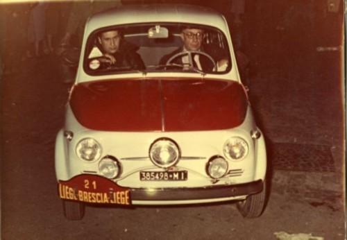 菲亚特500产品历史 高清图片