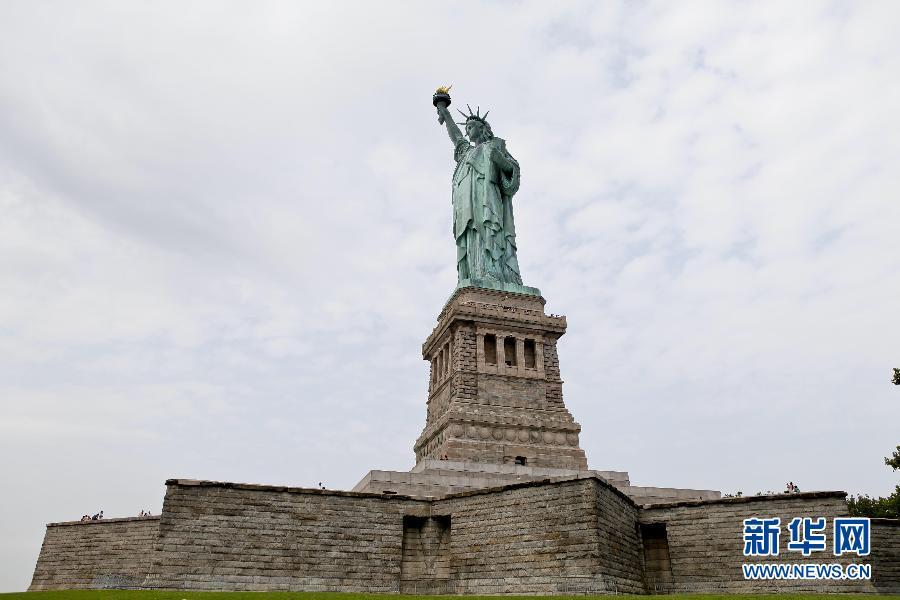 美国自由女神像将关闭一年进行翻修 新闻频道