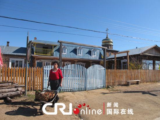 中国唯一的俄罗斯民族乡 恩和