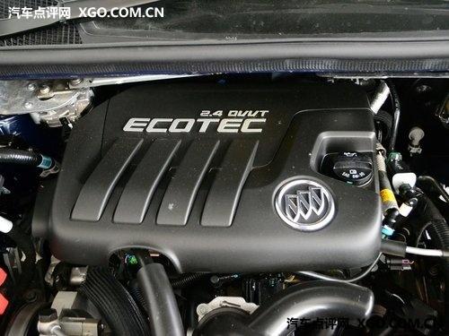 别克GL8发动机-别克GL8最高优惠1.8万 购车送装潢礼包高清图片