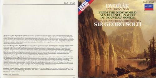 i德沃夏克第九交响曲《自新大陆》-为合适音乐而选 不同音乐适用耳