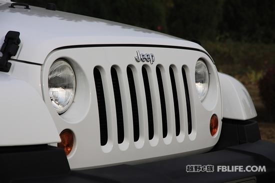换心手术 e族实拍2012款jeep牧马人