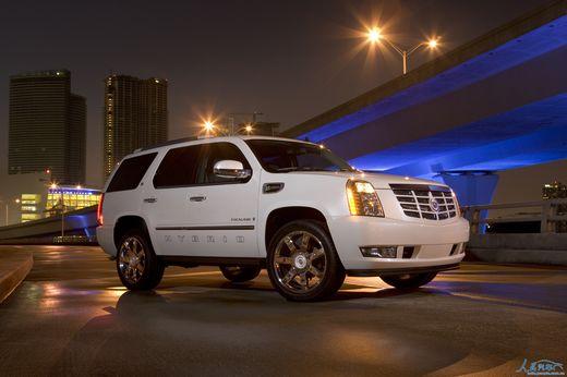ybrid双模油电混合动力SUV高清图片