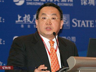 标准普尔亚太区指数业务总监高级董事 卢斌