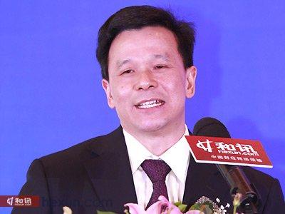 深圳市人民政府金融发展服务办公室副主任 肖志家