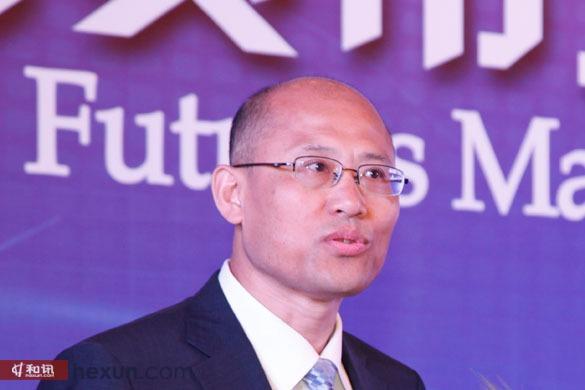 郑州商品交易所总经理 张凡