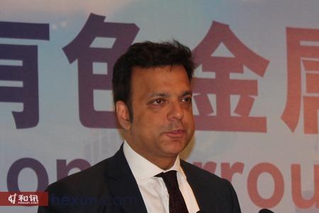 乔睿杰, JP Morgan中国区大宗商品业务负责人