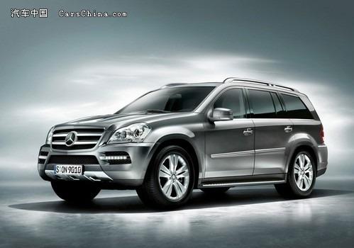 进口奔驰gl级现车 最高优惠45万元 高清图片
