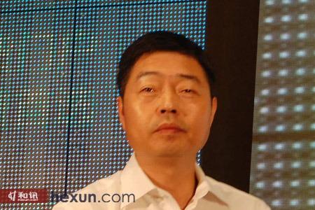 余杭区人民政府副区长祝振伟