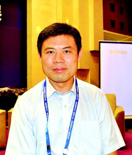 中国城市规划设计研究院副院长王凯