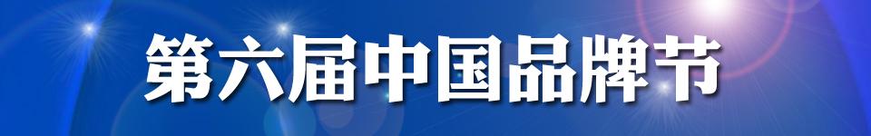 第六届中国品牌节