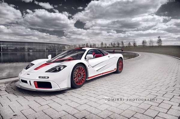 McLaren(邁凱輪)Project 8 超跑驚艷亮相