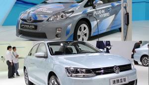 广州车展新能源技术亮点