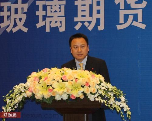 郑州商品交易所副总经理巫克立
