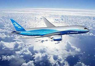 美联邦航管局宣布停飞波音787客机