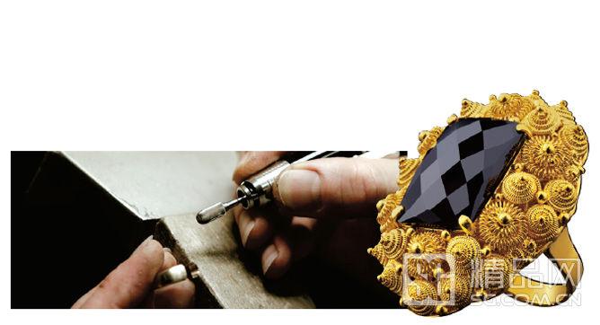 珠宝手绘图基础铅笔画