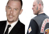 Alexander McQueen VS Hells Angels