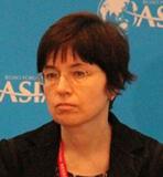 俄罗斯总统办公厅专家局局长柯西尼娅-尤达耶娃