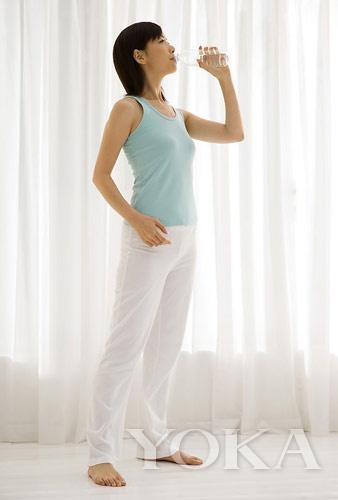 排酸前先减肥让你轻松瘦下来睡前瘦身操图片