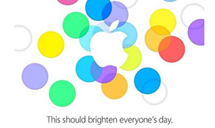 苹果发布iPhone 5s/5c 售价5288/4488元