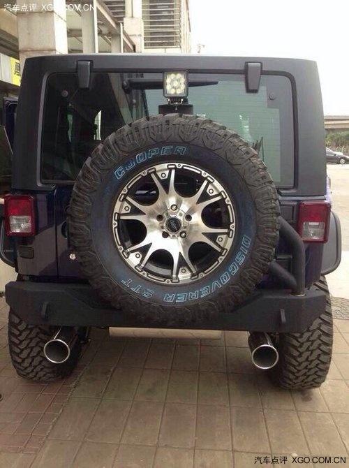 jeep牧马人 外观高清图片
