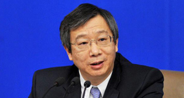 图文:国家外汇管理局局长易纲回答记者提问