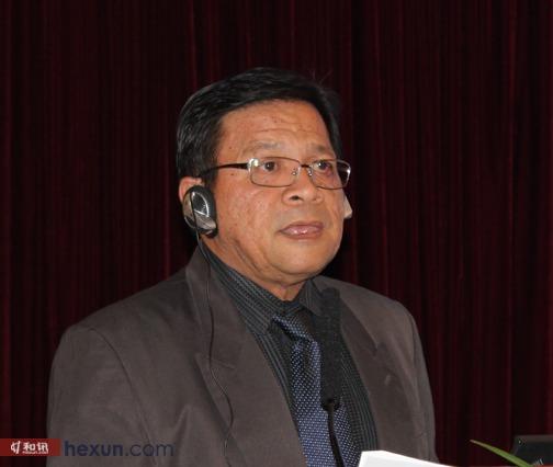 马来西亚棕榈油局(MPOB)技术经济研究部部长Ramli Abdullah