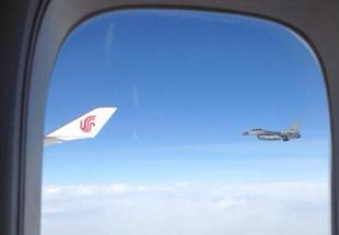 荷兰两架战机为习近平护航 国王夫妇亲自迎接