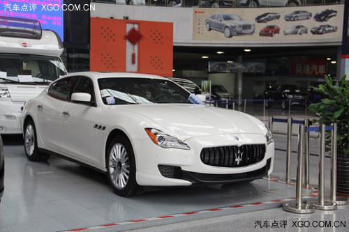玛莎拉蒂总裁特惠仅限本月 天津港出售高清图片