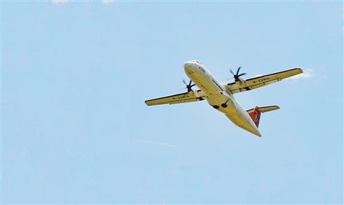 失事飞机机龄已有13年