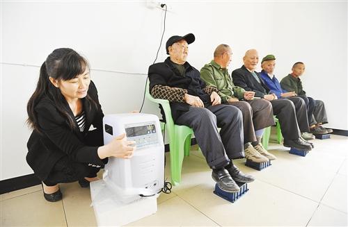 改善敬老院环境 打造老人幸福之家图片
