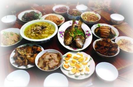 山东海鲜宴席图片欣赏