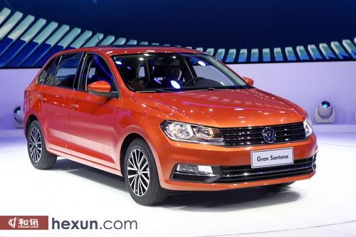 大众四款首发车型亮相上海国际车展