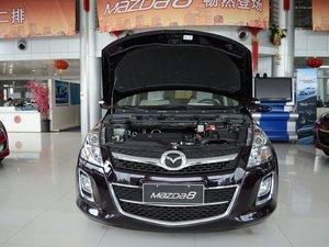 马自达8细节 马自达8提供试乘试驾 购车优惠2.4万 高清图片