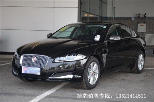捷豹xf全国最低价 80周年纪念版捷豹全系现车销售 捷豹xf最高清图片