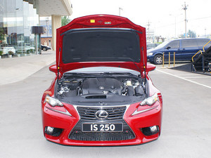 雷克萨斯IS250现车充足 最高优惠3万高清图片