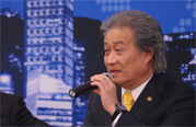 金银业贸易场永远名誉会长 张德熙