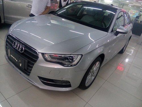 一汽大众奥迪a3 最便宜的奥迪车a3 北京现车销售最低价优惠9万元