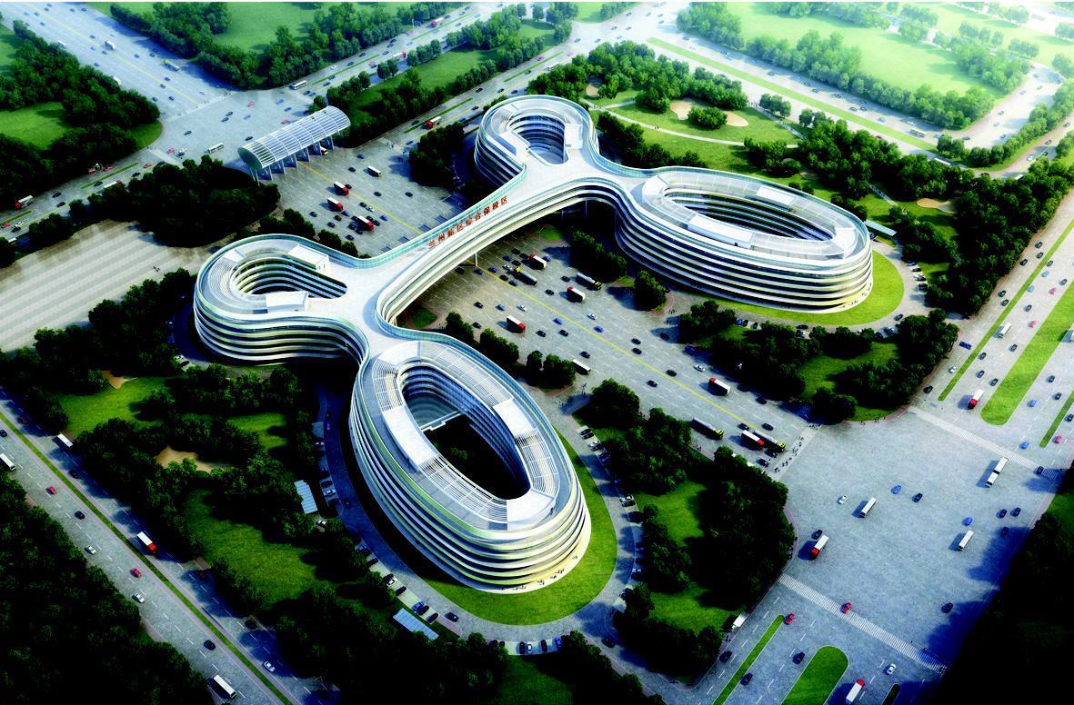 青岛东部新区城市设计