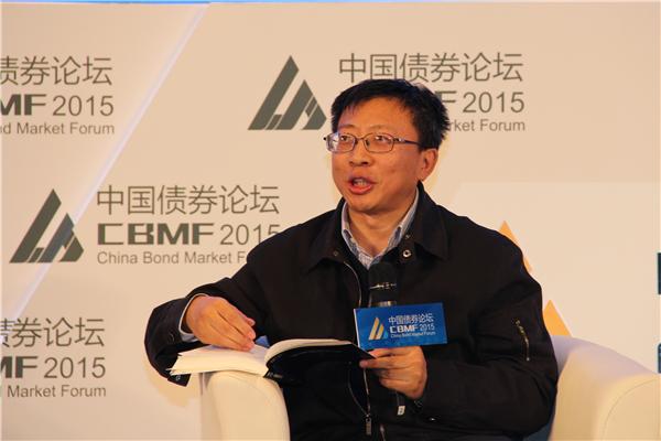 中国人民银行金融市场司司长纪志宏先生发言