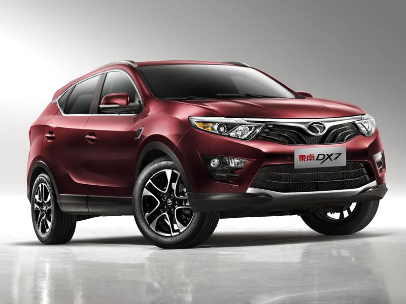 东南汽车未来两年将推三款SUV车型 DX7月订单近万