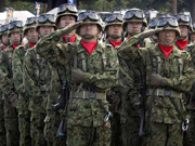 日本自卫队曾幻想爆发新世界大战